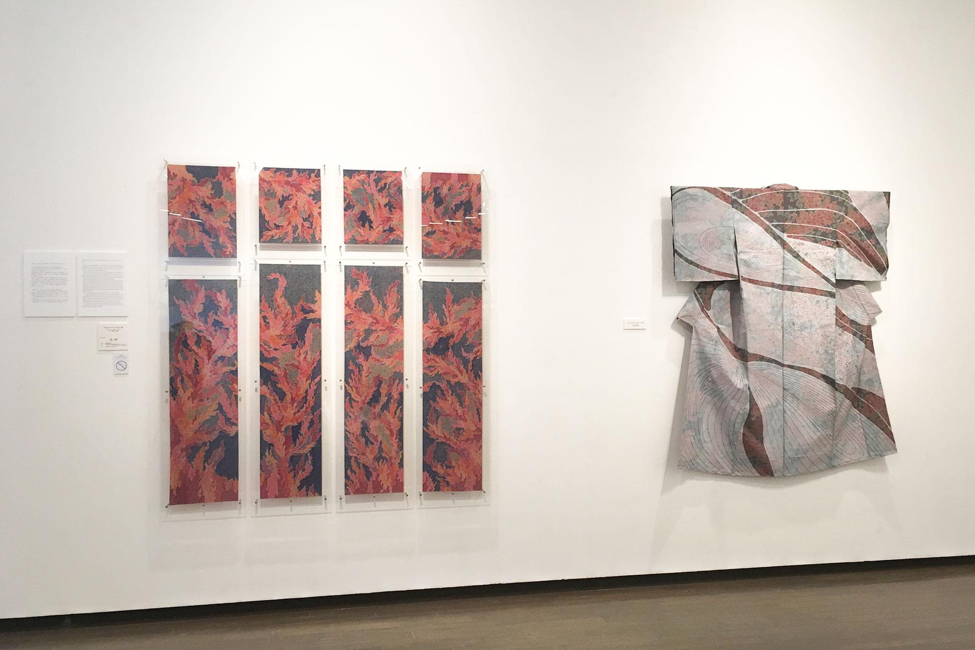 金沢21世紀美術館 展示風景1 三尾瑠璃